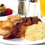 Qué engorda más: un huevo revuelto o un filete?