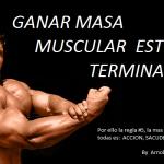 Como Ganar Masa Muscular Estilo Terminator