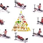 Importancia de una Dieta de un Antes y Después del Entrenamiento