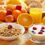 Come saludable, desayunos que no engordan ejemplos