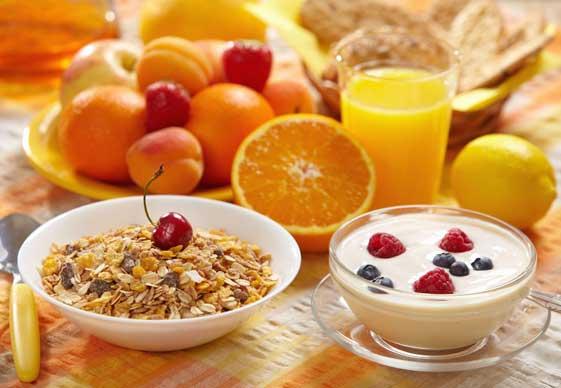 desayunos que no engordan