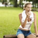 ¿Es malo comer antes de hacer ejercicios o algún deporte?
