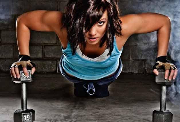 entrenamiento de resistencia para ejercitar