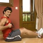 Aprende Como Ganar Masa Muscular en Casa