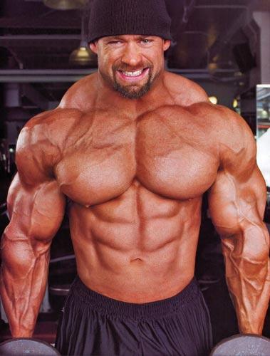 rutina de entrenamiento para ganar masa muscular