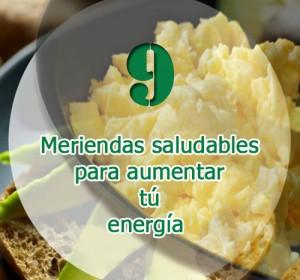 Meriendas saludables para aumentar la energía y calmar el hambre