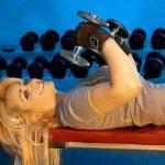 3 ejercicios para desarrollar masa muscular en los brazos