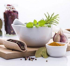 3 Hierbas Naturales para Subir de Peso