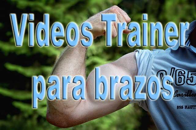 entrenamientos con pesas