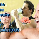 Todo sobre aminoácidos ¿Por qué consumir y cuando es necesario?