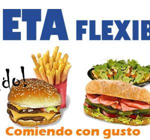 Dieta flexible para aumentar de peso rápidamente