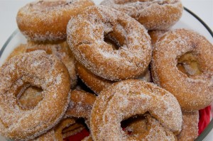 bagels o rosquillas
