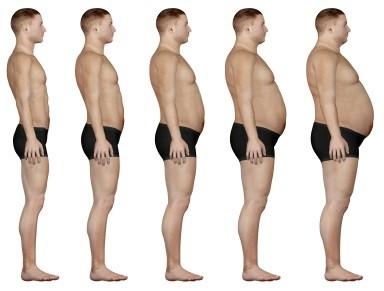 engordar rápidamente