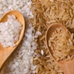 ¿Cual engorda más el arroz integral o el blanco?