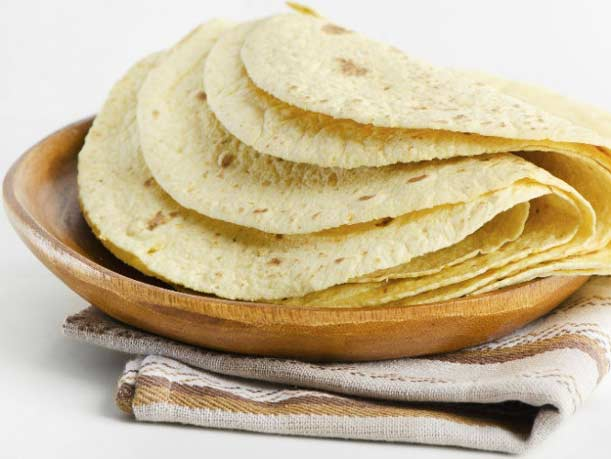 la tortilla de maiz engorda