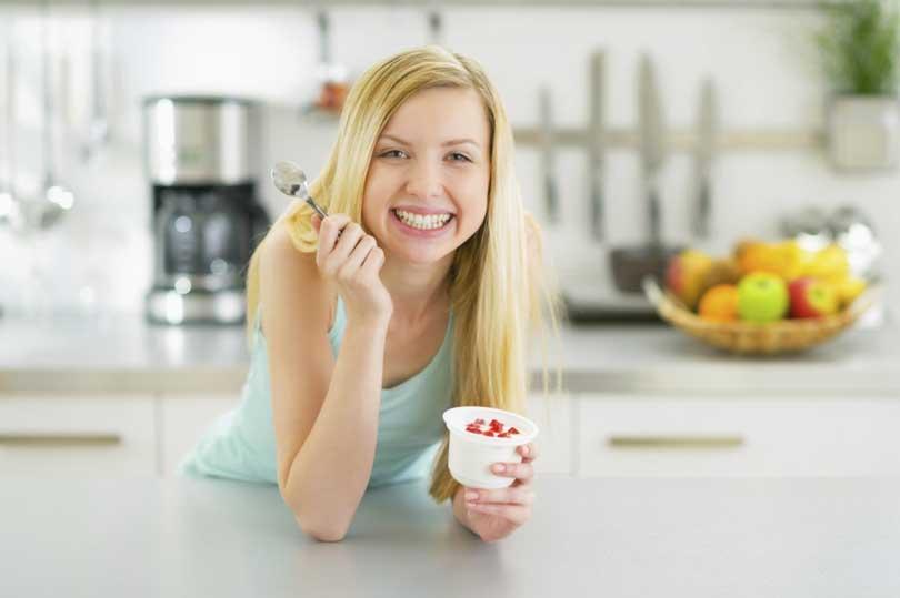 el yogurt engorda