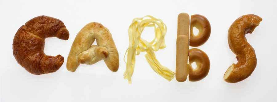 comidas con carbohidratos