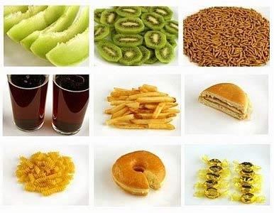 relación hay entre la grasa y calorías