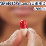 Beneficios de los medicamentos para subir de peso en mujeres