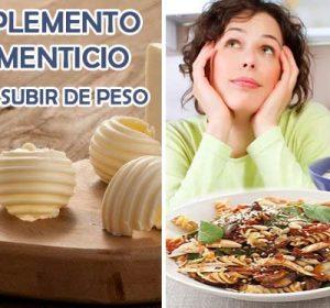 Complemento alimenticio para engordar – ¿Cómo mezclarlo?
