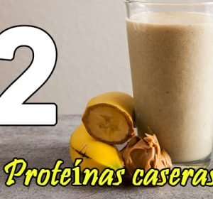 Cómo hacer batidos de proteína casera para aumentar la masa muscular