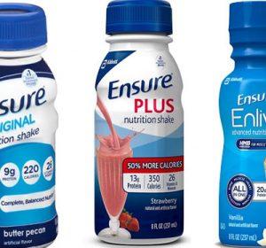 ¿Es cierto que con el Ensure engorda rápido?